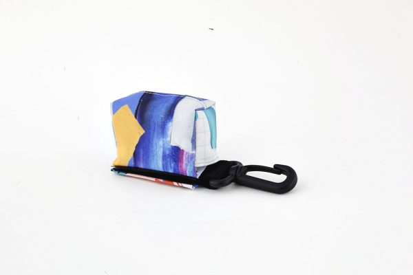 Kupownik, torebka na woreczki do sprzątania po psie, kolekcja Doggo Artisto
