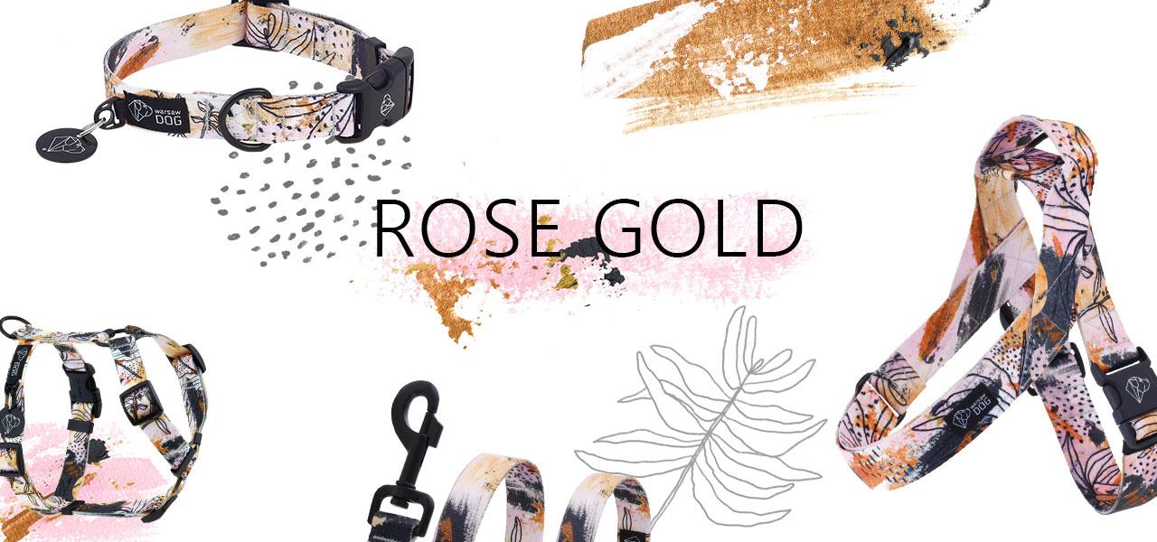 Rose Gold - nowa kolekcja Warsaw Dog