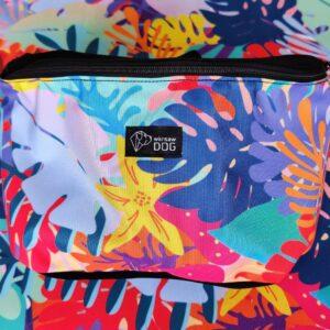 nerka spacerowa kolorowa dizajnerska we wzorze Waikiki