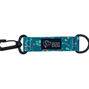 breloczek gadżet właściciel psa psi gadżet confetti terrazzo