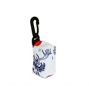 torebka na worki na psie kupy dizajn warsaw dog