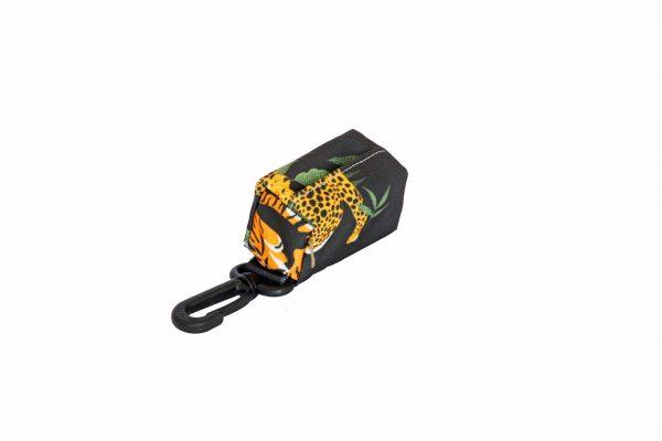 kupownik wild cats torebka na woreczki psie kupy